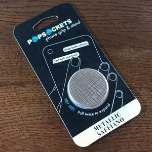 Metallic PopSocket